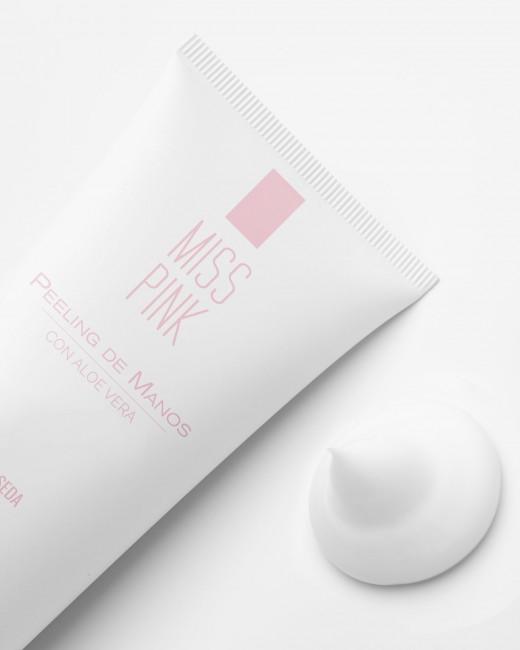 Peeling de Manos Miss Pink
