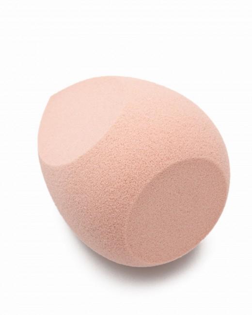 Esponja Maquillaje Rosa